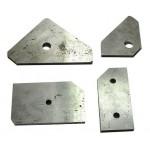 Ножи для резки уголка к пресс-ножницам НГ-5222.1