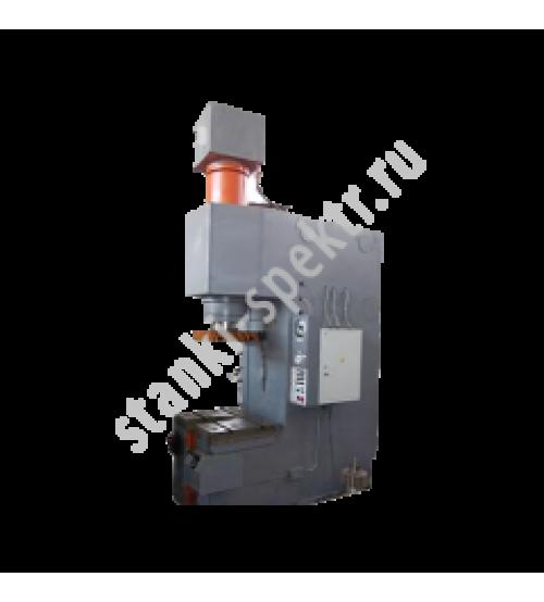 Пресс гидравлический ДГ2432 (пласм.)